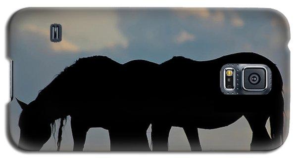 Wild Mustang 8 Galaxy S5 Case