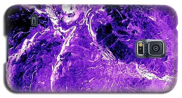 Wild Thing Purple Galaxy S5 Case