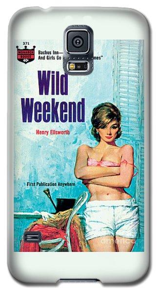 Wild Weekend Galaxy S5 Case