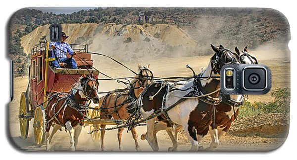 Wild West Ride Galaxy S5 Case
