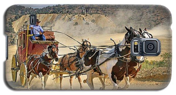 Wild West Ride Galaxy S5 Case by Donna Kennedy