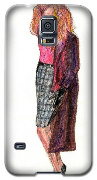 Wild Woman Galaxy S5 Case