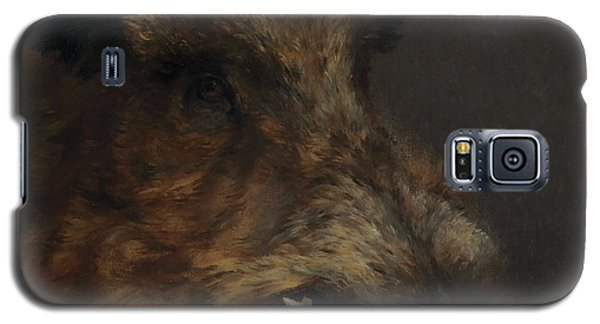 Wildboar Portrait Galaxy S5 Case
