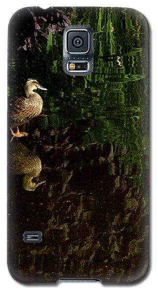 Wilderness Duck Galaxy S5 Case