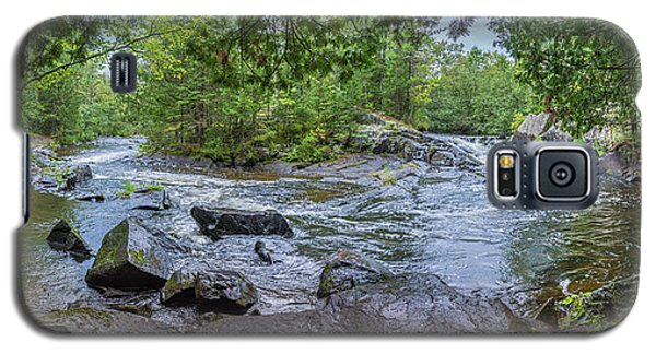Galaxy S5 Case featuring the photograph Wilderness Waterway by Bill Pevlor