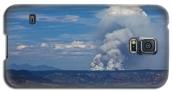 Wildfire Flares Up In Northern Az Galaxy S5 Case