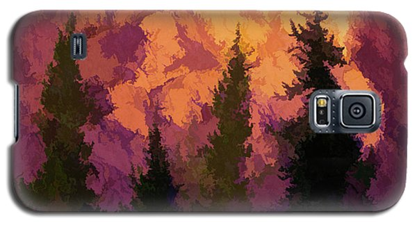 Wildfires Galaxy S5 Case