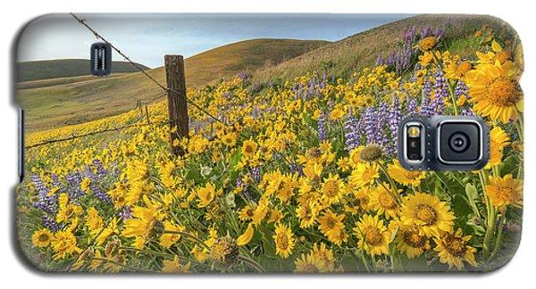 Wildflower Bonanza Galaxy S5 Case