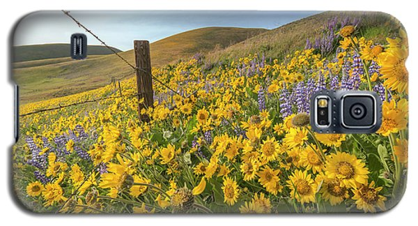 Wildflower Bonanza Galaxy S5 Case