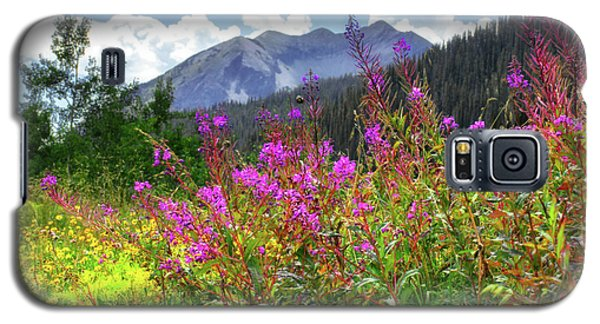 Wildflower Capital Galaxy S5 Case
