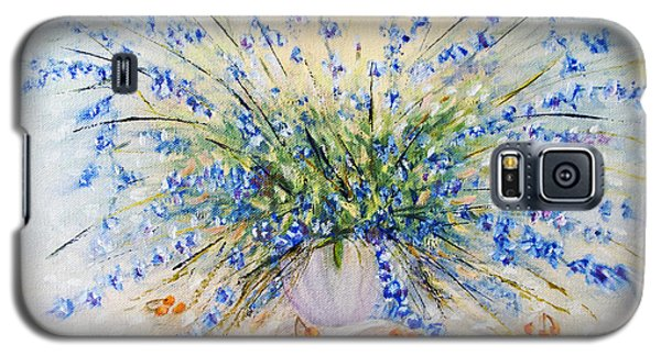 Wildflower Celebration Galaxy S5 Case by Loretta Luglio
