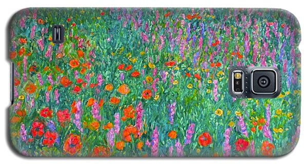 Wildflower Current Galaxy S5 Case