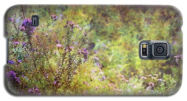 Wildflower Garden Impression 4464 Idp_2 Galaxy S5 Case