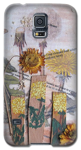 Wildflower Honey Galaxy S5 Case