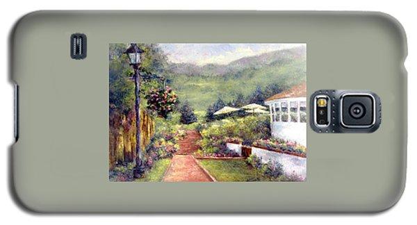 Wildflower Inn Galaxy S5 Case