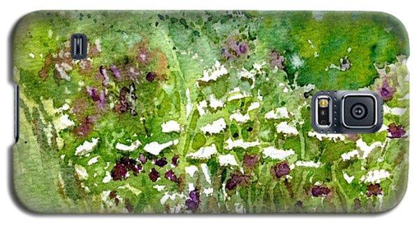 Wildflower Meadow Galaxy S5 Case
