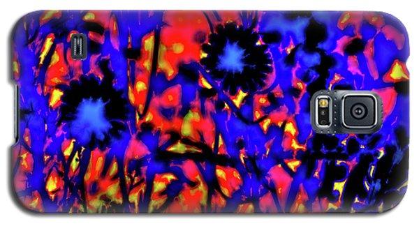Wildflower Medley Galaxy S5 Case by Gina O'Brien