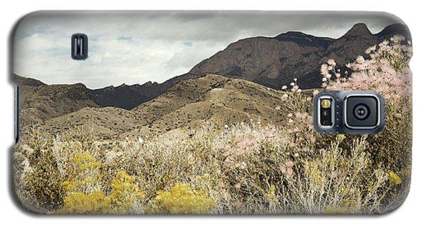 Wildflower Mountain Galaxy S5 Case by Andrea Hazel Ihlefeld