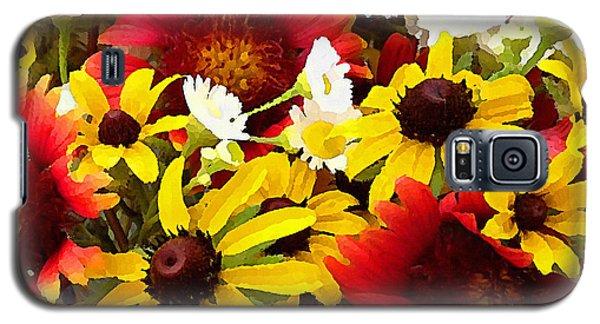 Wildflower Riot Galaxy S5 Case