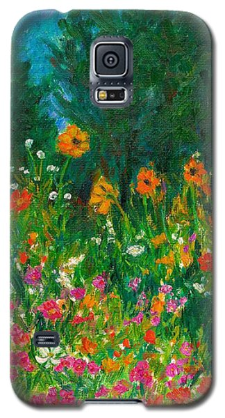 Wildflower Rush Galaxy S5 Case