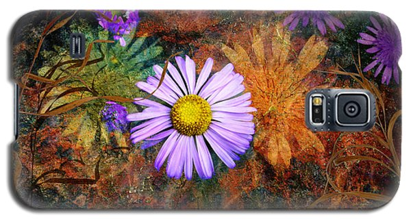 Wildflowers Galaxy S5 Case by Ed Hall