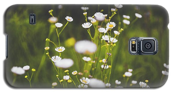 Galaxy S5 Case featuring the photograph Wildflowers In Summer by Shelby Young