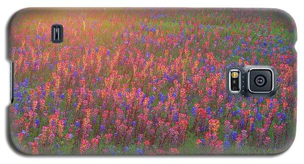 Wildflowers In Texas Galaxy S5 Case