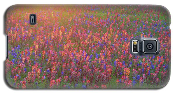 Wildflowers In Texas Galaxy S5 Case