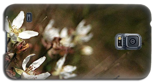 Wildflowers Galaxy S5 Case by Marna Edwards Flavell