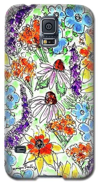 Wildflowers  Galaxy S5 Case