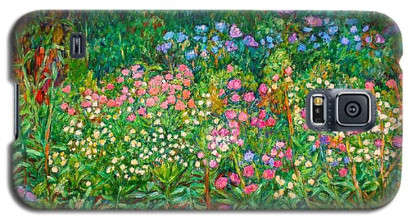 Wildflowers Near Fancy Gap Galaxy S5 Case