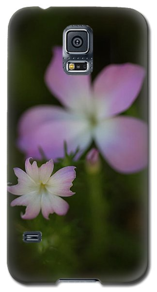 Galaxy S5 Case featuring the photograph Wildflowers by Roger Mullenhour