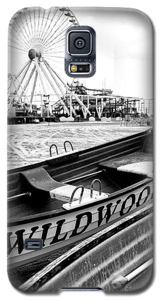 Wildwood Black Galaxy S5 Case