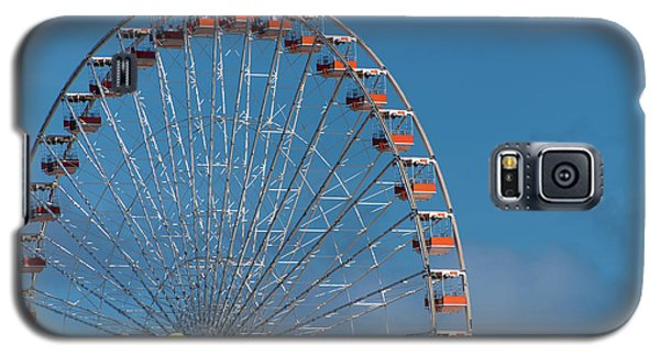 Wildwood Ferris Wheel Galaxy S5 Case