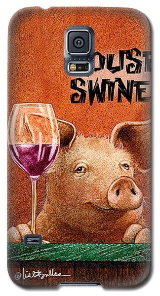 Will Bullas Phone Cover / House Swine Galaxy S5 Case