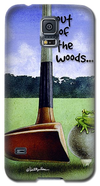 Will Bullas Phone Cover / Out Of The Woods Galaxy S5 Case