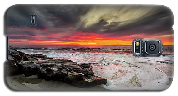 Galaxy S5 Case featuring the photograph Will Of The Wind by Peter Tellone