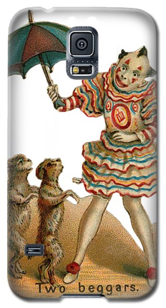 Will Work For Food Galaxy S5 Case