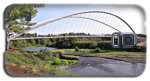 Willamette Pedestrian Bridge Galaxy S5 Case