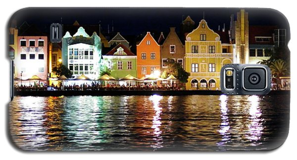 Galaxy S5 Case featuring the photograph Willemstad, Island Of Curacoa by Kurt Van Wagner