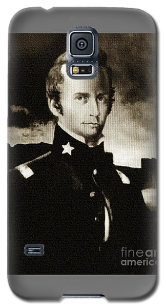 William B Travis - The Alamo Galaxy S5 Case