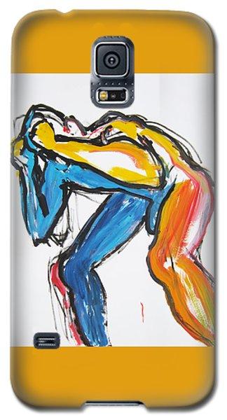 William Flynn Block Galaxy S5 Case by Shungaboy X