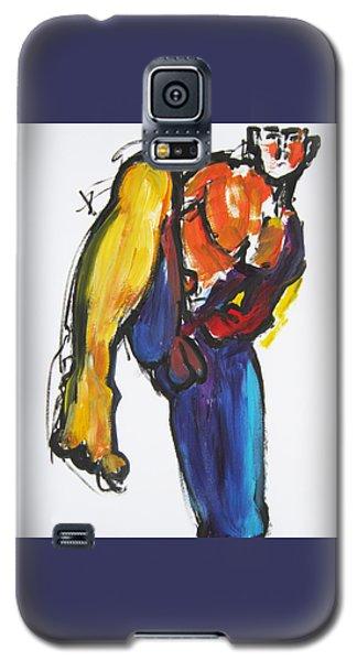 William Flynn Kick Galaxy S5 Case by Shungaboy X