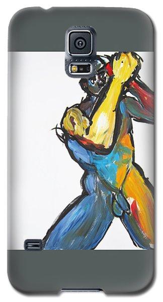 William Flynn Upper Cut Galaxy S5 Case by Shungaboy X