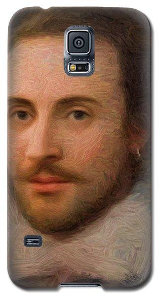 William Shakespeare Galaxy S5 Case