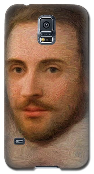 William Shakespeare Galaxy S5 Case