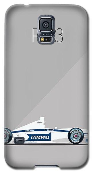 Williams Bmw Fw23 F1 Poster Galaxy S5 Case