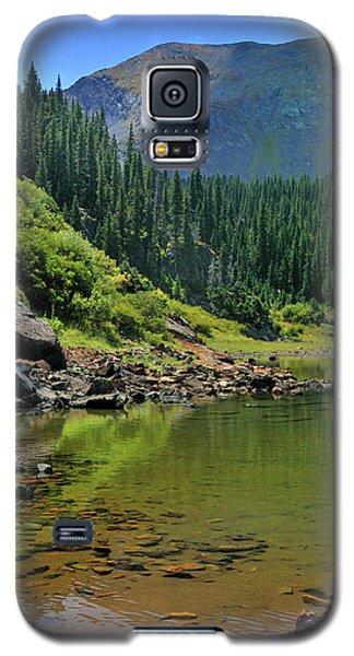Williams Lake Galaxy S5 Case