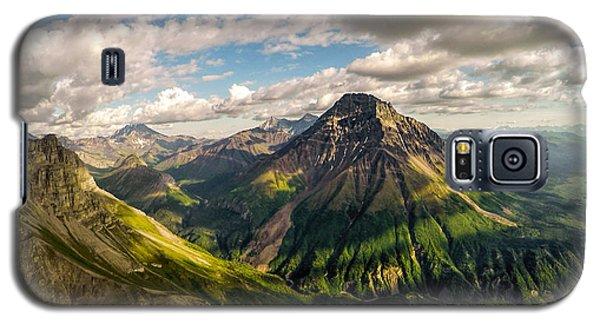 Williams Peak Alaska Galaxy S5 Case