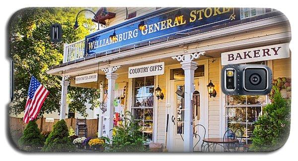Williamsburg General Store Mass Galaxy S5 Case